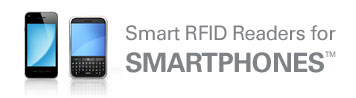 Smart RFID Readers for SMARTPHONES