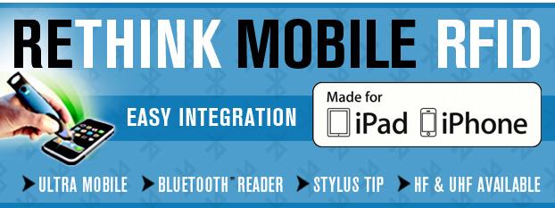 Rethink Mobile RFID